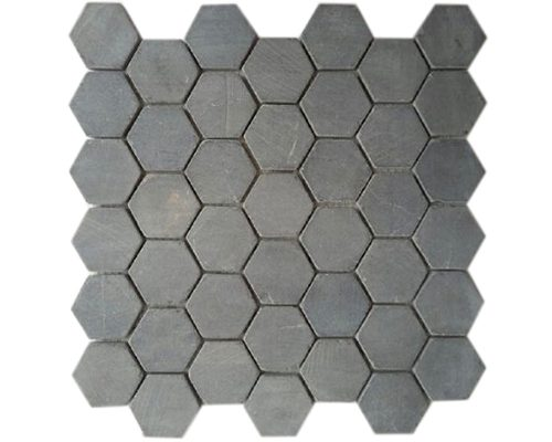 Hexagon Grey