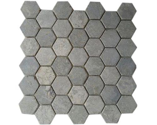 Hexagono Grigio