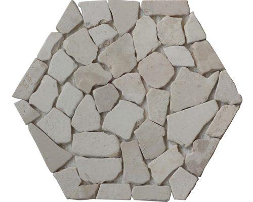 Honeycomb Weiß