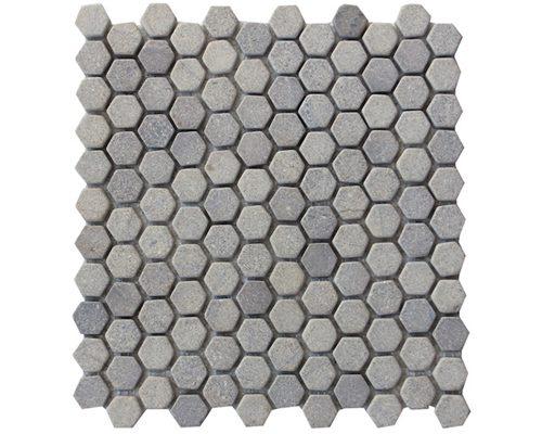 Mini Hexagon Grigio