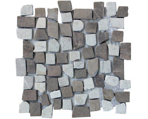 New Mosaic Mix White Capucino
