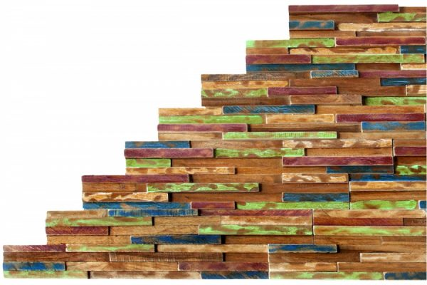 Couleur de revêtement en bois 8