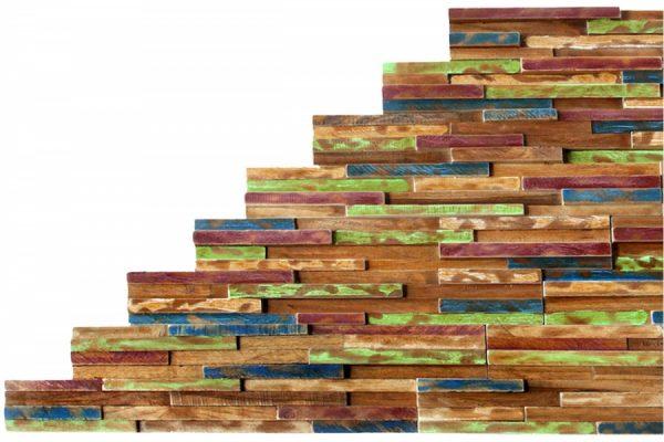 Wood Cladding Colour 8