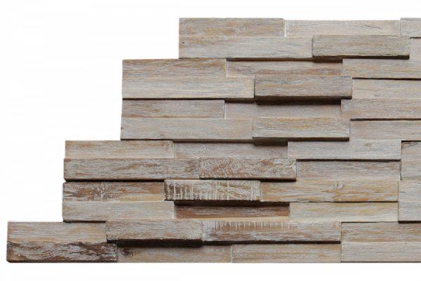 Wood Cladding White Wash 4