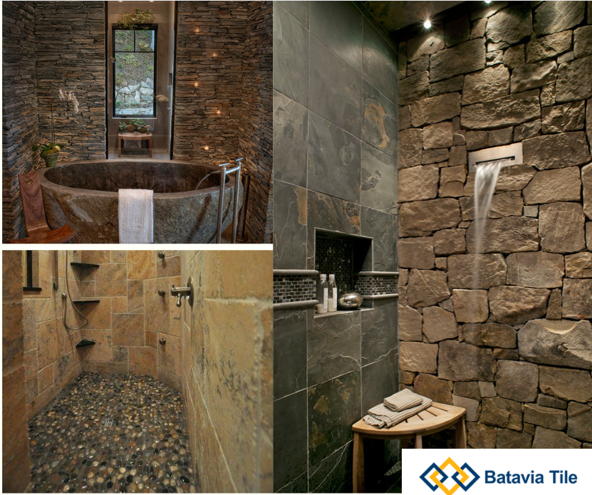 Natural Stone Wall Decoration