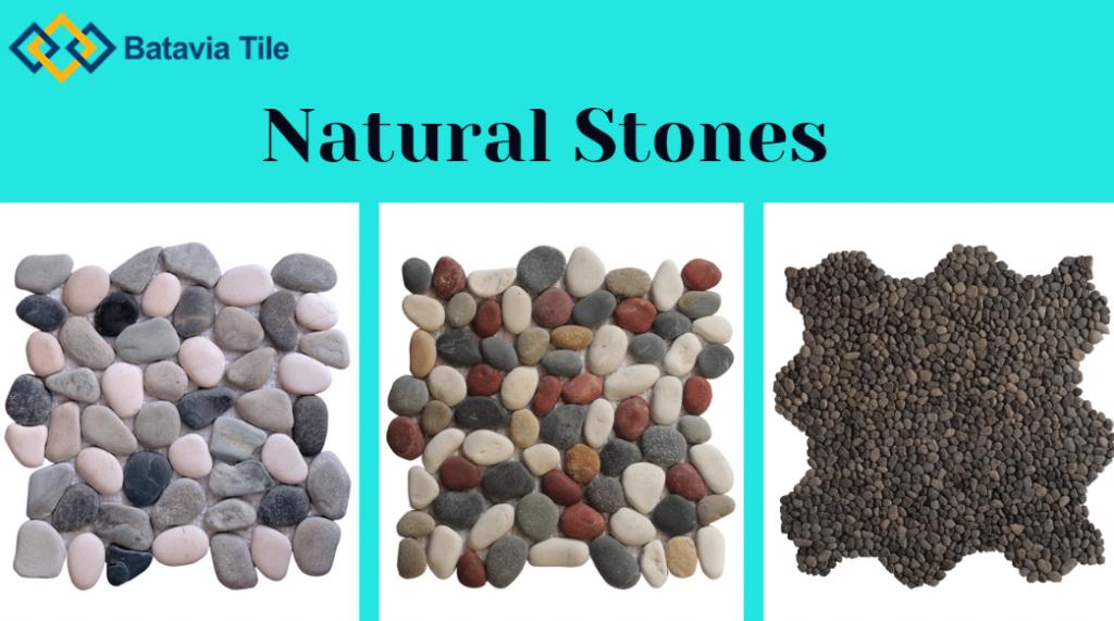 Piedras naturales en línea