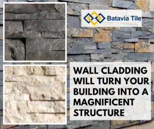 Wall Cladding Enhance Appearance of the Facade